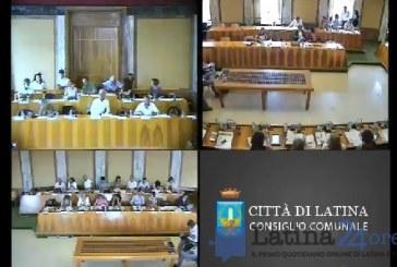 VIDEO Diretta streaming consiglio comunale di Latina