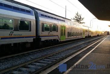 Treni, riparato il guasto sulla Roma-Napoli via Formia