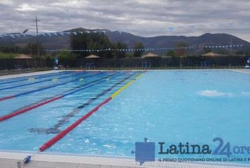 Aquaria, inaugurata la piscina più grande della provincia di Latina