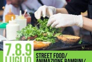Street food e beneficenza, appuntamento ai giardini di Latina con Sapore di Vita