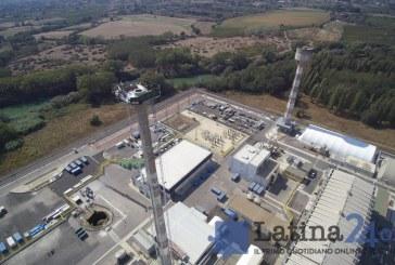 FOTO Sogin avvia la demolizione del camino della centrale nucleare del Garigliano