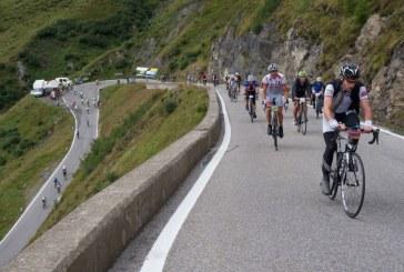 Sette ciclisti di Latina alla gara più impegnativa delle Alpi: Ötztaler Radmarathon