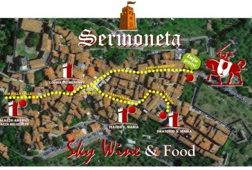 Sky Wine torna a Sermoneta il 26 e 27 agosto