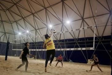 PalaEagle, un'eccellenza a Latina per il Beach Volley al coperto. Domenica l'Open Day
