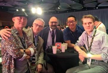 Da Latina a Taiwan, Emanuele Di Giorgi porta Tunué nel cuore del mondo dei fumetti
