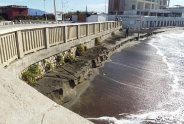 FOTO Erosione a Latina, approvato il piano d'azione: ripascimento annuale programmato