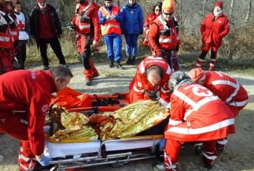 A Latina una maxi esercitazione della Croce Rossa. Simulazioni di catastrofi in città
