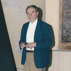 Addio riccardo cerocchi architetto visionario che guid for Architetto latina