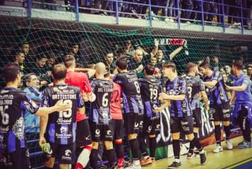 Calcio a 5, terza vittoria consecutiva per la Axed Latina