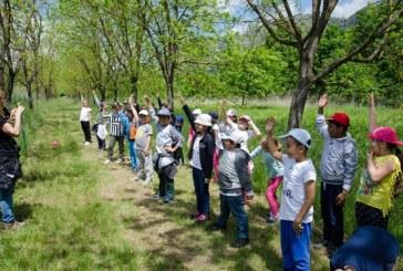La Fondazione Caetani invita i bambini a diventare piccole guide del parco Pantanello