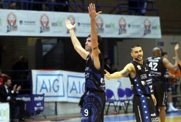 Latina Basket, non bastano cuore e Laganà: vince Biella 81-86