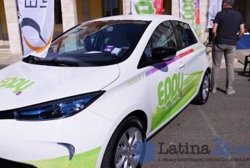 VIDEO Latina sperimenta il car sharing 100% elettrico