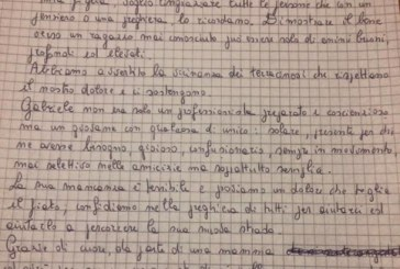 VIDEO La lettera della mamma del pilota morto: Grazie Terracina, una parte di me resterà nel vostro mare
