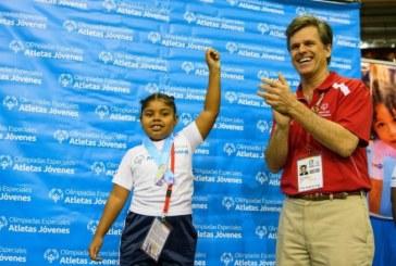 Premio Mecenate dello Sport al Presidente mondiale di Special Olympics