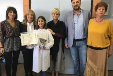 Poesie e racconti per crescere, una bambina di Sermoneta arriva seconda al concorso regionale