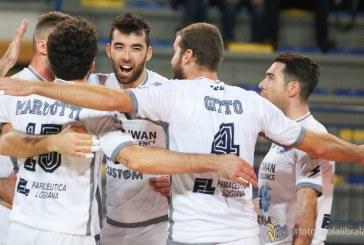 Volley, Latina domina e batte Ravenna 3-0