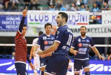 Volley, colpaccio del Latina: battuti i campioni di Macerata