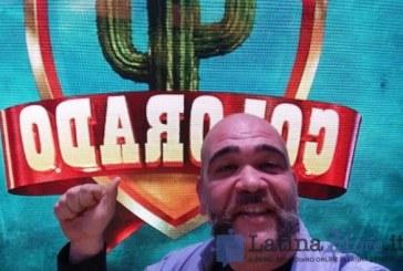 VIDEO Il comico di Latina Dario D'Angiolillo approda a Colorado