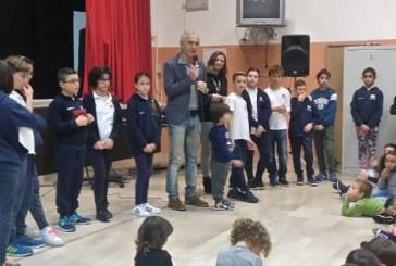Festa dell'Albero in 26 scuole di Latina, piantati 280 alberi