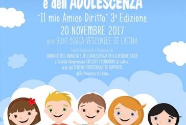 Giornata per i diritti dell'Infanzia, eventi con le scuole alla Curia Vescovile di Latina