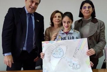 Un poster per la Pace, premiata una studentessa di Formia