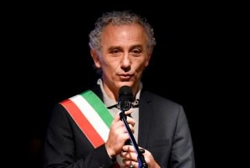 Damiano Coletta alla presentazione del partito dei sindaci L'Italia in Comune