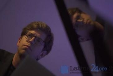 VIDEO Francesco Taskayali, il pianista di Latina pronto a incantare l'Auditorium di Roma