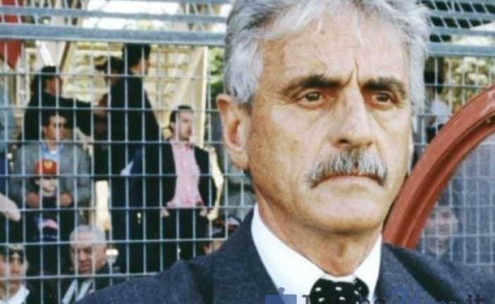 Addio mister Pietro Santin, l'ultima panchina fu quella del Latina Calcio