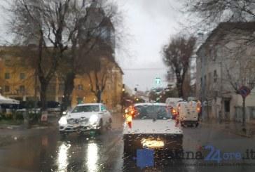 Nuova perturbazione sul Lazio, ancora piogge intense