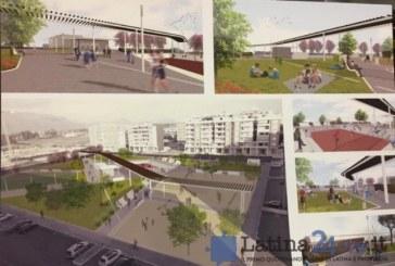 VIDEO Parco degli Elleni, il comitato presenta il progetto realizzato da giovani architetti