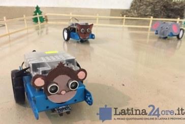 FOTO A borgo Sabotino lo Zoo dei Robot realizzato dagli alunni della Vito Fabiano