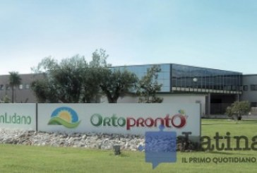 Ortofrutta, premiata l'azienda San Lidano di Sezze Scalo