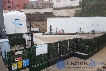 Dissalatore a Ventotene, l'acqua adesso è potabile. L'isola per la prima volta è autonoma
