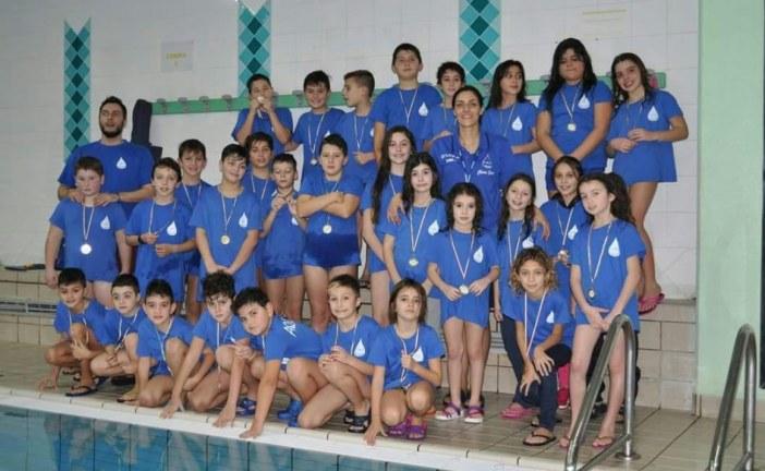 Aquaria, ottimi risultati per i piccoli nuotatori di Pontinia
