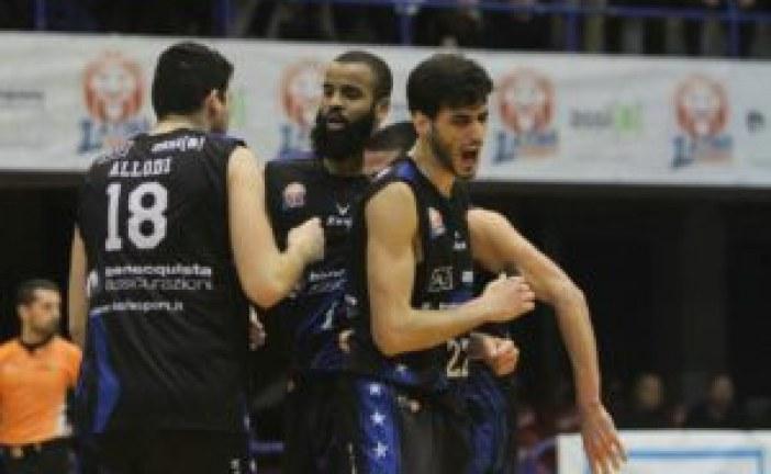 La Benacquista torna alla vittoria, ma che fatica con Napoli: 89-80 il finale