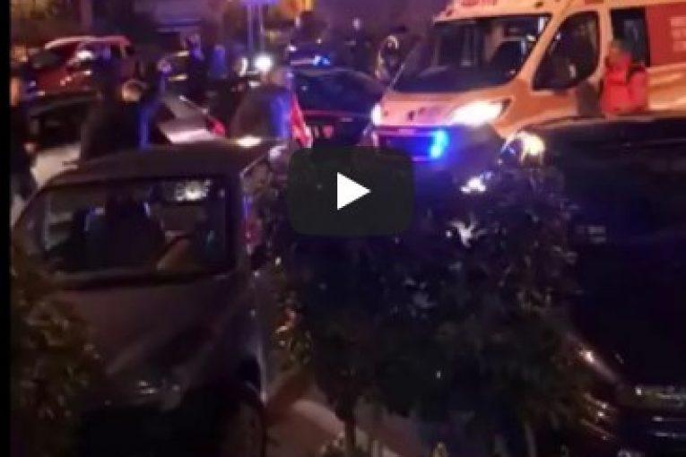 Sparatoria a Formia, latitante tenta la fuga. Ferito e arrestato dai carabinieri
