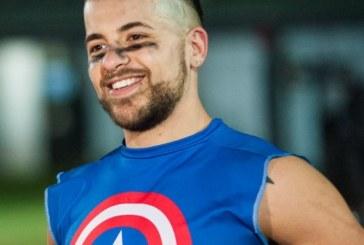 Un giovane di Latina nella nazionale italiana di Football americano