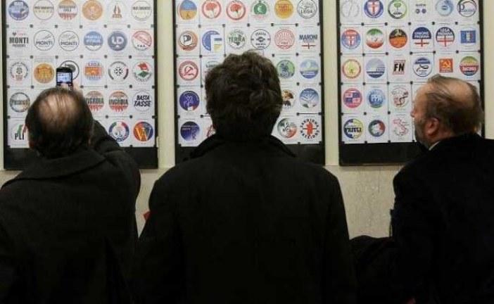 Elezioni politiche, ecco l'elenco di tutti i 98 simboli depositati