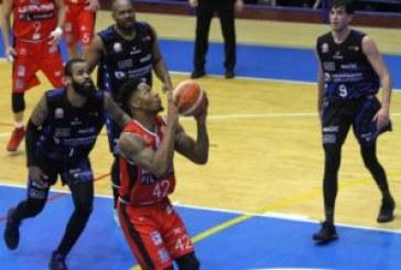 Benacquista Basket, turno infrasettimanale amaro: passa Legnano 69-78