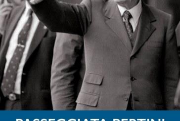 Latina, sabato l'inaugurazione della Passeggiata Sandro Pertini