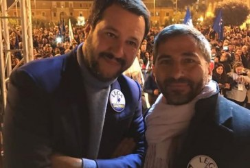 Angelo Tripodi capogruppo della Lega alla Regione Lazio