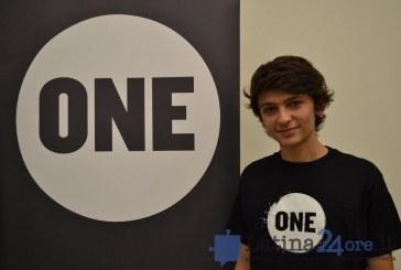 Un 17enne di Latina diventa Youth Ambassador per l'organizzazione fondata da Bono