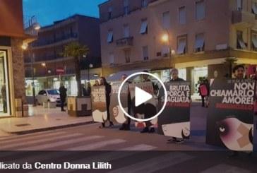 VIDEO 8 marzo, manifestazione in centro a Latina