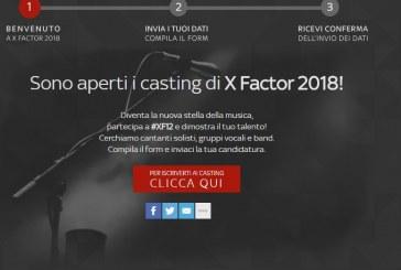 X Factor 2018, casting a Latina in piazza del Popolo