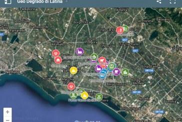 Il degrado di Latina diventa una mappa su Google: ognuno può segnalare con un click