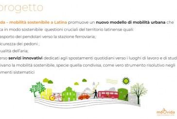 Biciclette, carpooling, navette, taxi sharing: Latina è pronta per il progetto Moovida
