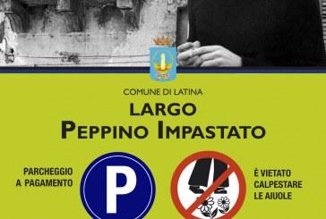 Addio ex autolinee, nasce piazza Peppino Impastato