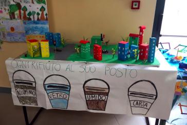 Fai la differenza, l'educazione ambientale nelle scuole di Cori