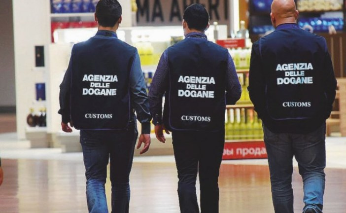 Gaeta, l'agenzia delle Dogane scopre una maxi evasione da 9 milioni