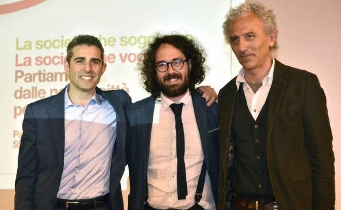 VIDEO Damiano Coletta a Parma per la presentazione del partito dei sindaci
